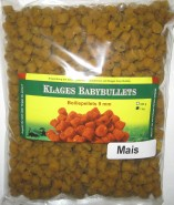 Boiliepellets mais