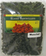 Boiliepellets Muschel